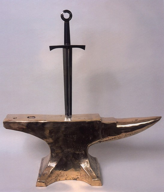 , 'King Arthur's Sword (study),' 2006, Whitford Fine Art