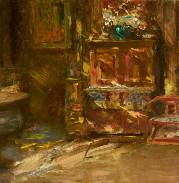 , 'Sunlit Studio,' , Questroyal Fine Art