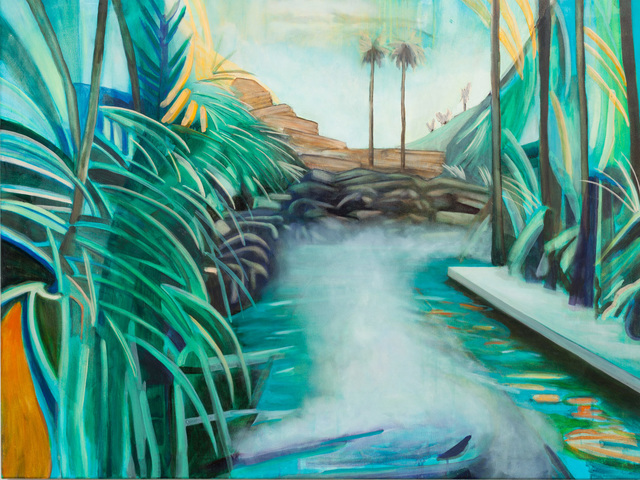 Louise Thomas, 'Paradise', 2013, BISCHOFF/WEISS