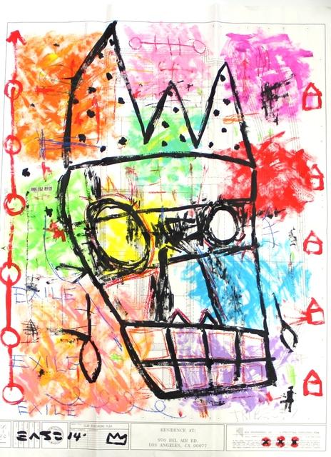 Gary John, 'Exile Royalty', 2014, Artspace Warehouse