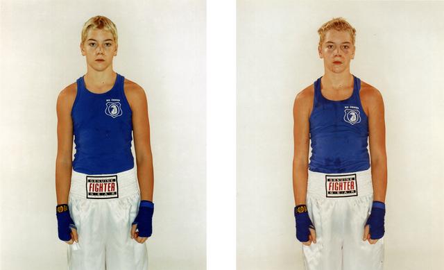 , 'Richard Fagerudd,' 2001, Bruce Silverstein Gallery