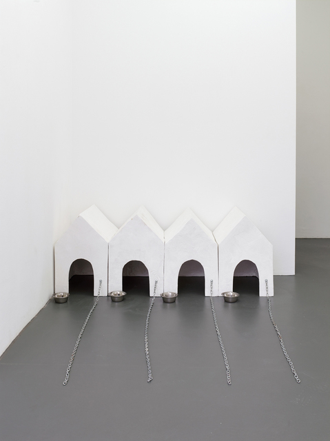 , 'Hundehütten (Dog Houses),' 1976, Kadel Willborn