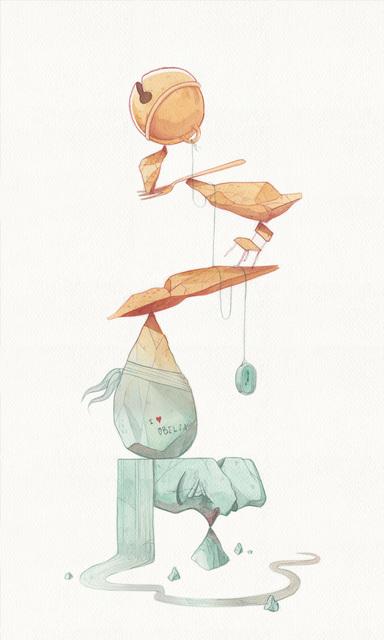 , 'Balance is impossible VIII ,' 2019, GCA Gallery