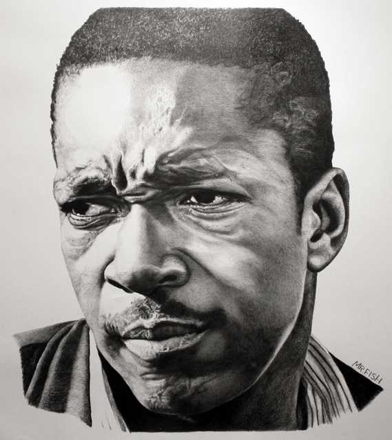 , 'Coltrane,' 2016, Robert Berman Gallery
