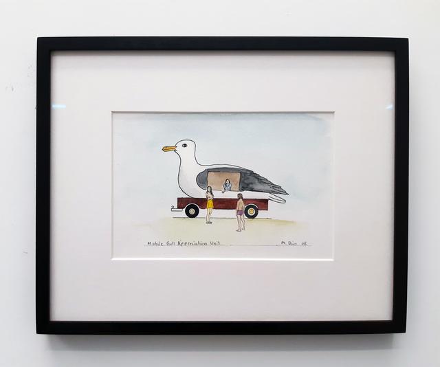 Mark Dion, 'Mobile Gull Appreciation Unit', 2008, In Situ - Fabienne Leclerc