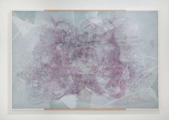 , 'Pose_error    ,' 2017, KWANHOON GALLERY