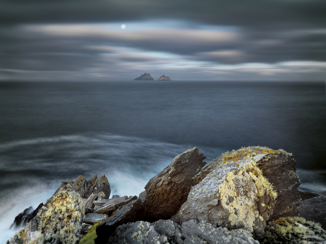 , 'The Skelligs (West Bolus Head, County Kerry, Ireland),' 2011, NoonPowell Fine Art