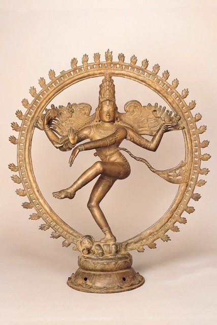 , 'Shiva as Lord of the Dance (Shiva Nataraja),' 12th century, Asia Society