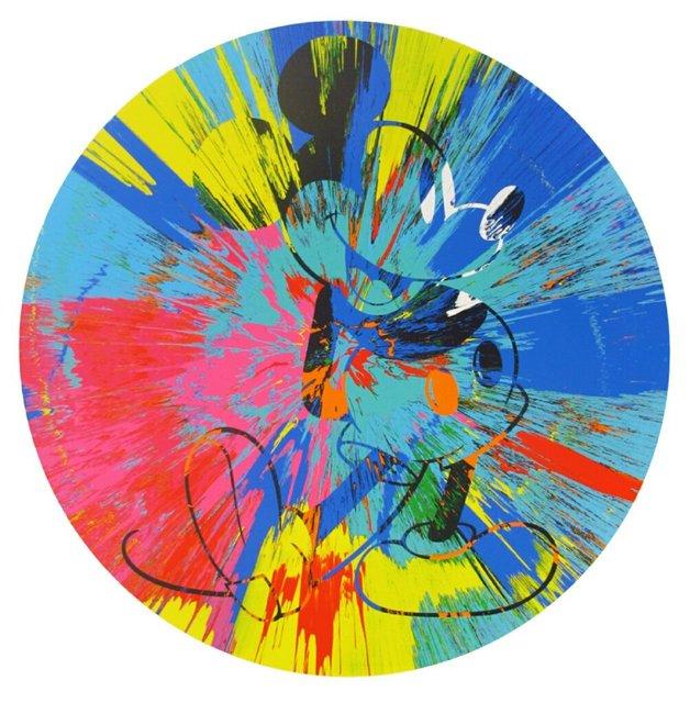 Damien Hirst, 'Beautiful Mickey (Spin)', 2015, Pop Fine Art