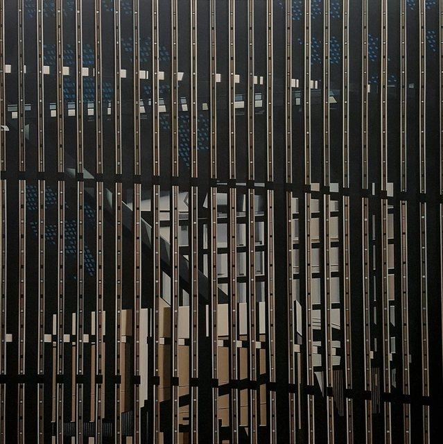 """, 'série """"GRADES"""",' 2016, Galeria Oscar Cruz"""