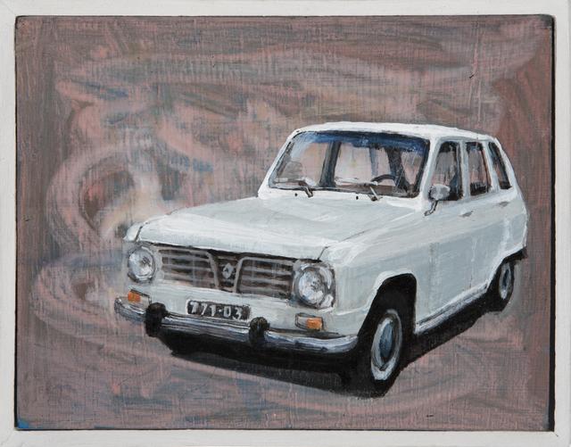 , 'Julia's car,' 2018, Barnard
