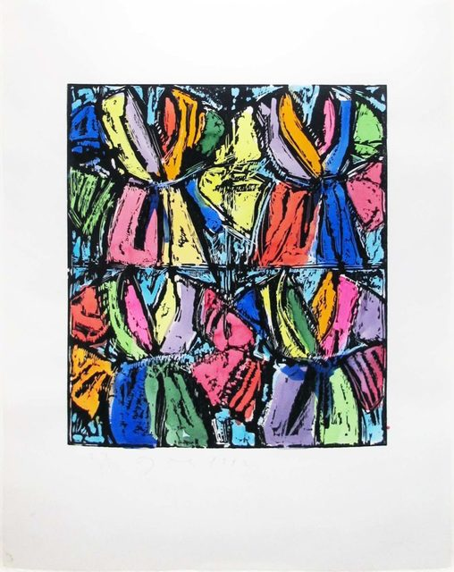 , 'Dexter's Four Robes,' 1992, Hamilton-Selway Fine Art