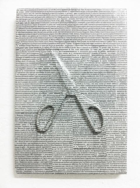 , 'Can not cut,' 2014, Galerie Liusa Wang