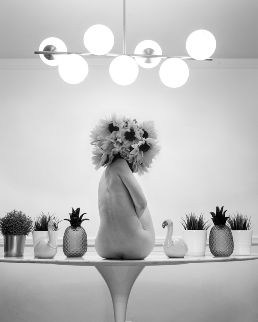 , 'Still Life: Vase with Seven Sunflowers,' 2019, Kovet.Art