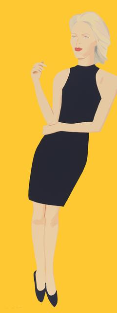 , 'Black Dress (Ruth),' 2015, McClain Gallery