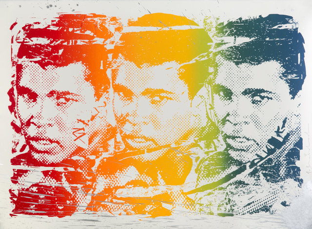Mr. Brainwash, 'Legend (color variant)', 2016, Julien's Auctions