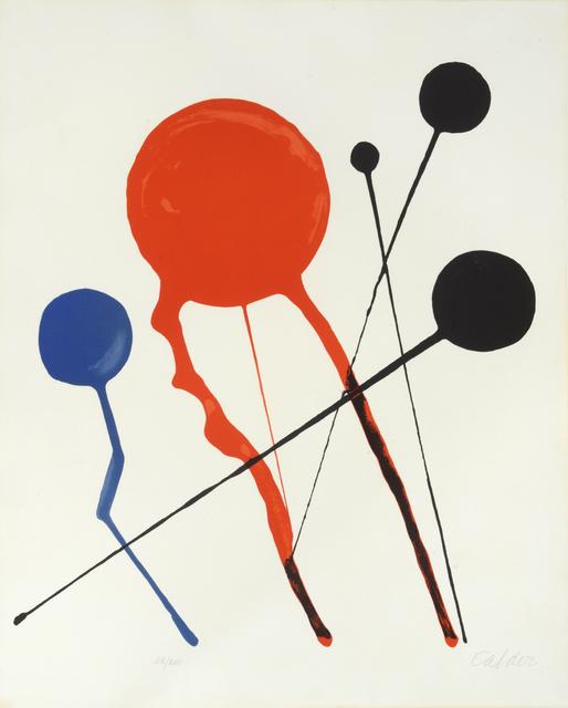 , 'Comètes,' 1969-1970, William Weston Gallery Ltd.