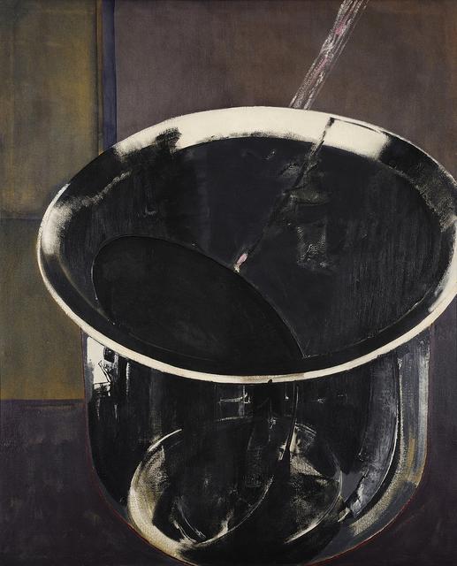 , 'Vat and Disc 1,' 1968, Charles Nodrum Gallery