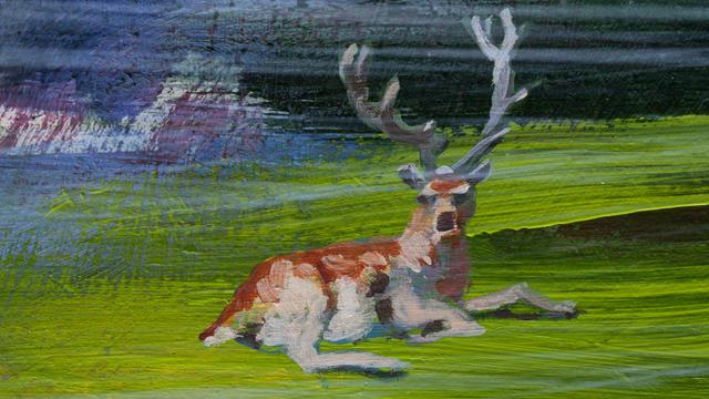 , 'Deer,' 2011, Marianne Boesky Gallery