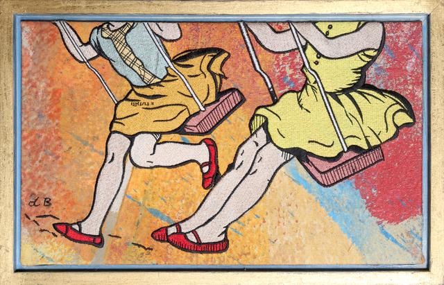 , 'Swing Set,' ca. 2010, RoGallery