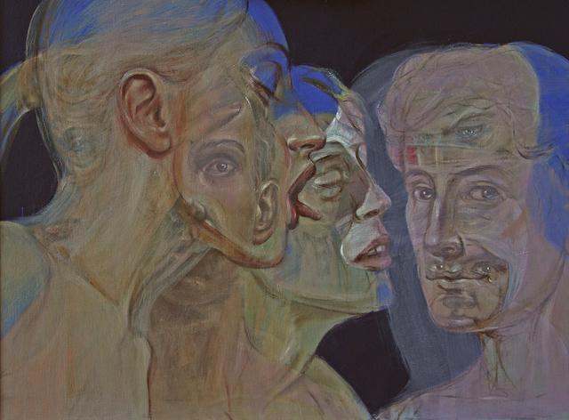 , 'Dream of Paris,' 2019, Accesso Galleria