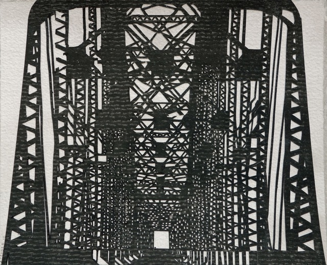 , 'NP Bridge,' 2018, KOKI ARTS