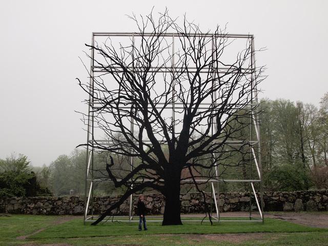 Roxy Paine, 'Facade / Billboard', 2012, Kavi Gupta