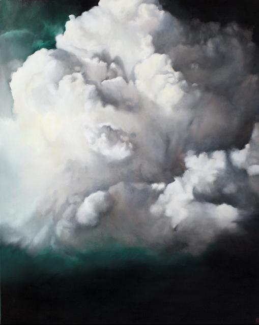 , 'All the world is green,' 2017, Barnard