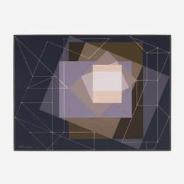 Benjamin Frazier Cunningham, 'Tortion III,' 1955, Wright: Art + Design (February 2017)