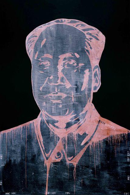 Wang Guangyi 王广义, 'Gurus', 2011, Linda Gallery