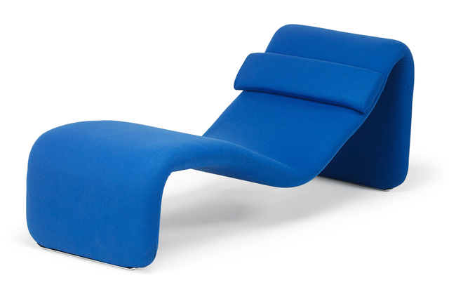 Olivier Mourgue, 'Olivier Mourgue For Airborne International Chairs', 1970s, Rago/Wright