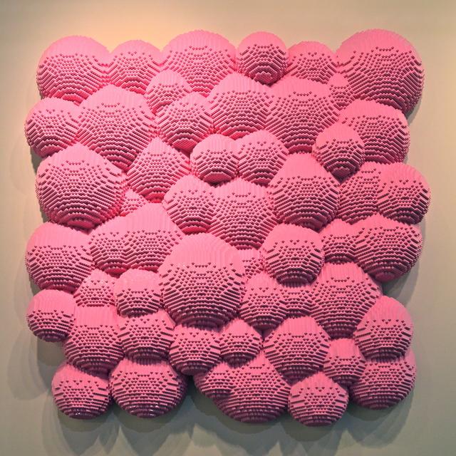 , 'Bubblegum,' 2016, Olga Korper Gallery