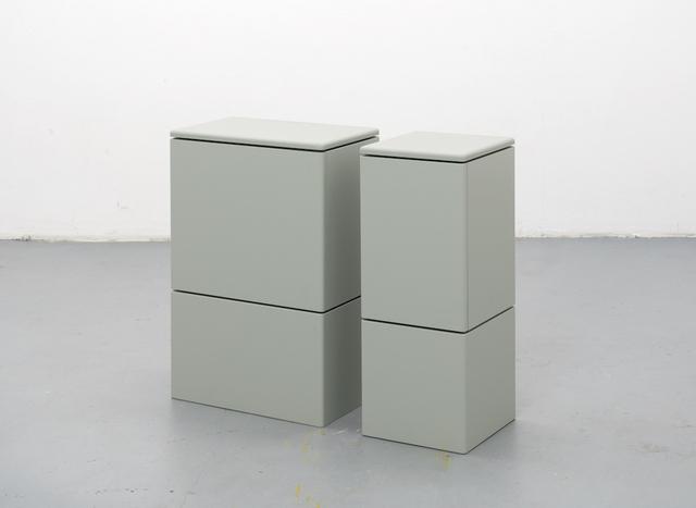 , 'Tribute to Hans,' 2018, PPC Philipp Pflug Contemporary