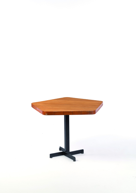 Charlotte Perriand, 'Table in pine and metal', vers 1960, Leclere