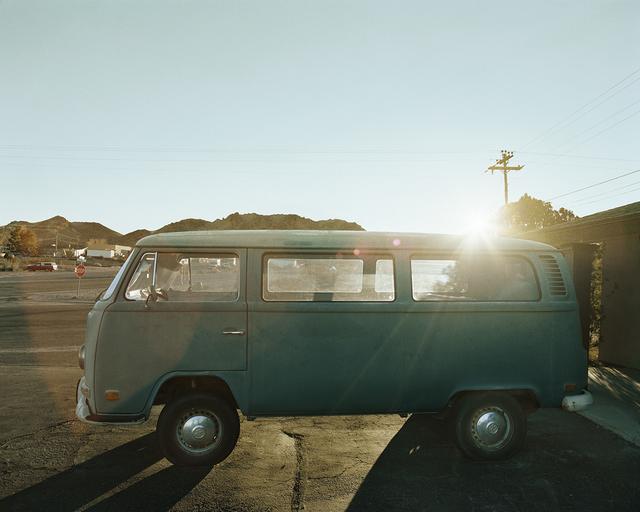 , 'Blue Van,' 2009-2012, Weiss Katz Gallery