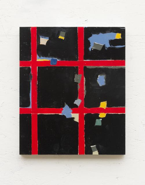 , 'Plume,' 2017, V1 Gallery