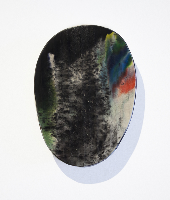 , 'Rivers raised, skies bellowed,' 2019, Jhaveri Contemporary