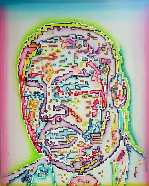 , 'Electric Hero: Martin Luther King Jr,' 2009, bG Gallery
