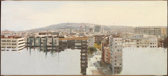 Andrés Moya, 'Building restoration', 2005, Artur Ramon Art