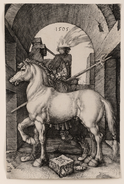 , 'The Small Horse,' 1505, David Tunick, Inc.
