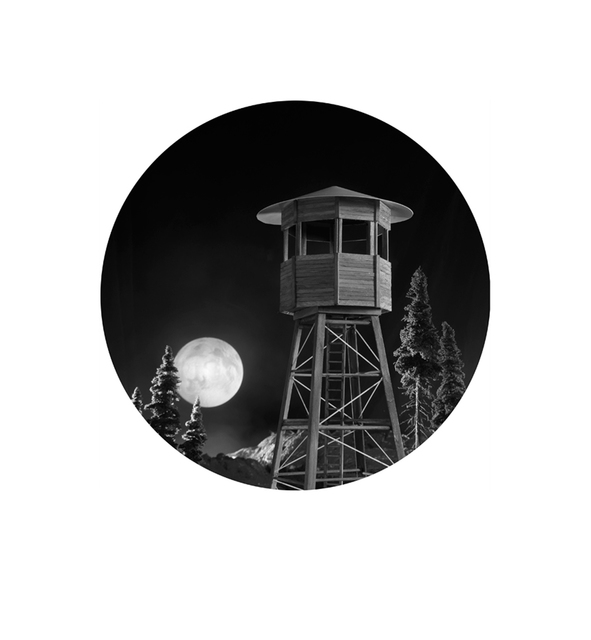 , 'Fire Tower III,' 2016, Wall Space Gallery