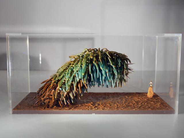 , 'L'animal de companie,' 2016, Galerie Geraldine Banier
