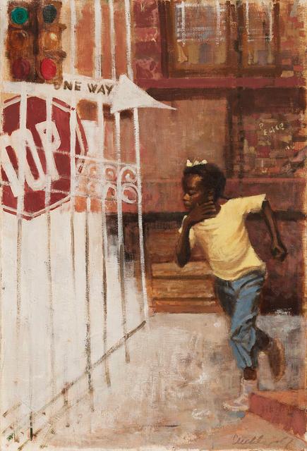 , 'Untitled (One Way),' 1967, Michael Rosenfeld Gallery