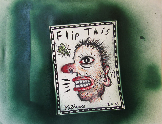 , 'Flip This,' , Edward Cella Art and Architecture