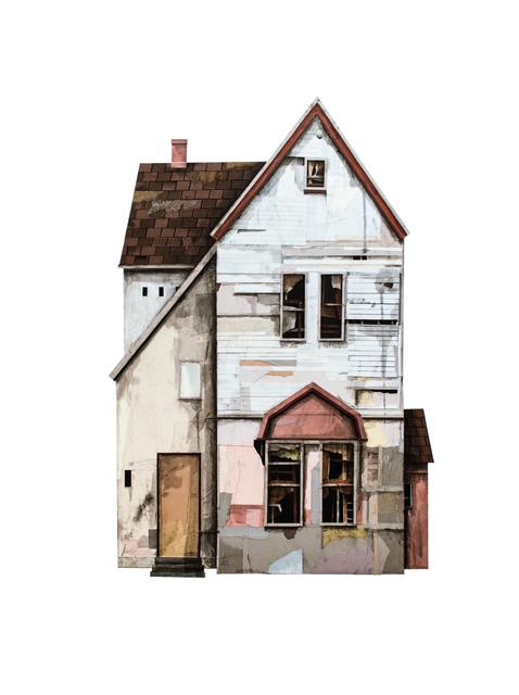 , 'House Portrait IV,' 2016, Paradigm Gallery + Studio