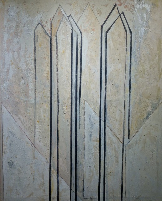 , 'Arquitecturas,' ca. 1994, Sala Dalmau