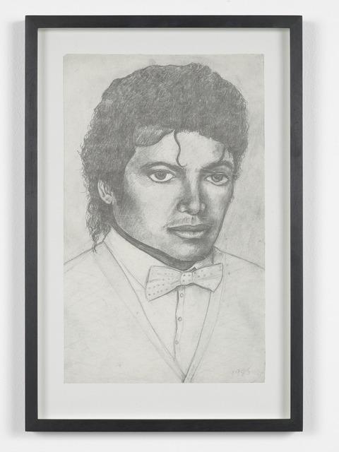 Dawn Mellor, 'Michael Jackson, 1985/2011', 2011, Studio Voltaire