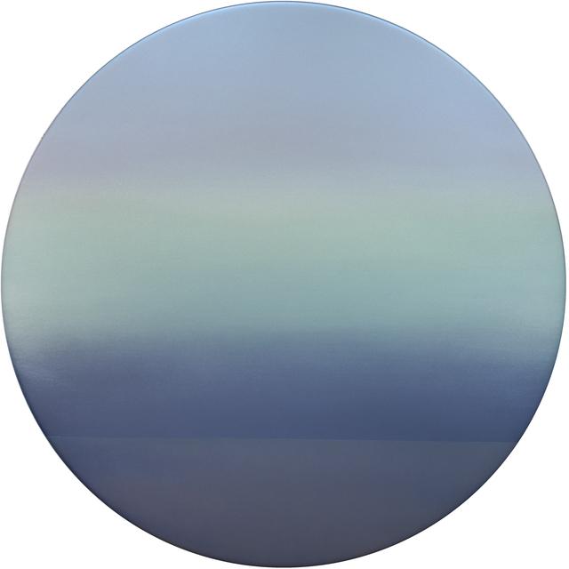 , 'Blue Green Pink Moon 9.19.42.1.M.1.2.3.G.1.L.20,' 2019, Sundaram Tagore Gallery