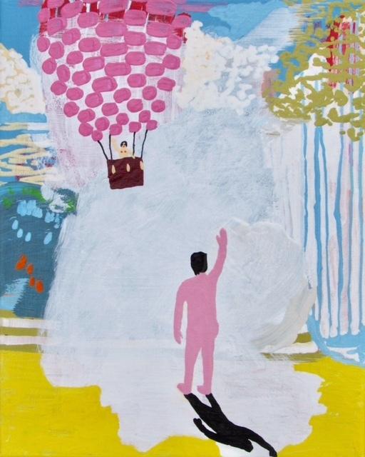 Alexander Paulus, 'Goodbye forever', 2017, Ro2 Art