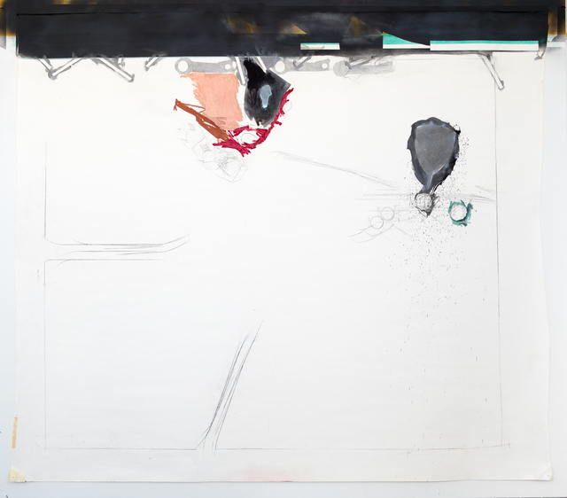 , 'drawing lesson,' 2017, Lukas Feichtner Gallery